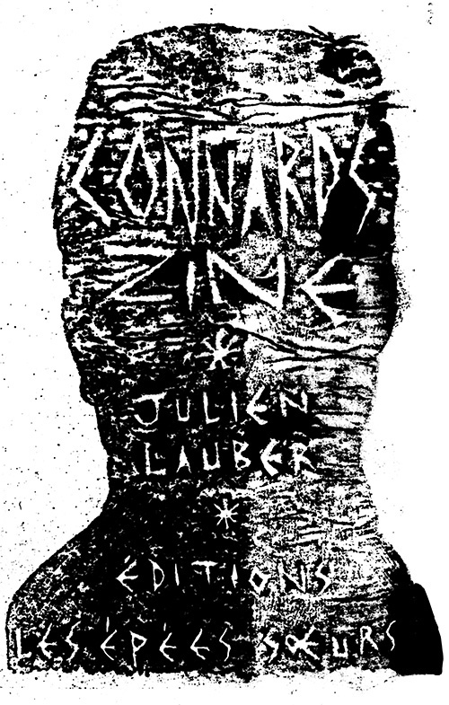 couverture connards zine [julien Lauber]