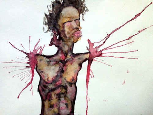 œuvre # 5 [neville van vonn bruise]